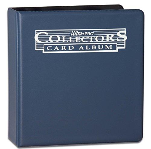 Ultra PRO 2-Ringed Collectors Mini Album, Blue - 1