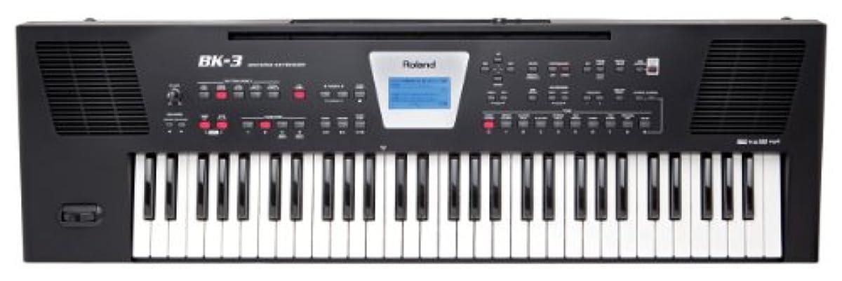 [해외] ROLAND 로랜드 키보드  BACKING KEYBOARD BK-3 61열쇠-074063E32