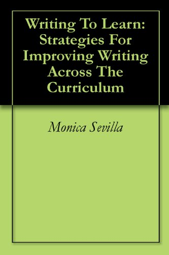 writing across the curriculum common core Student writing samples annotated a progression of writing across represent one of the three types of writing named in the common core.