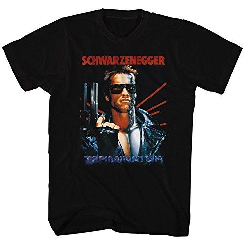 Terminator Shirt Schwarzenegger Adult T-shirt - S to XXL