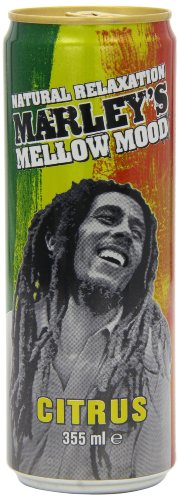 Marleys Mellow Mood Citrus Soda 355 ml (Pack of 12)