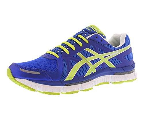 ASICS Men's GEL-Neo33 Running Shoe,Royal Blue/Limeade/White,10 M US