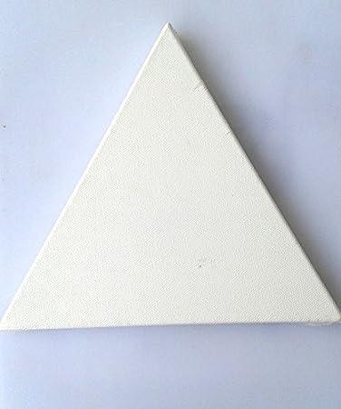 triangle shaped canvas frame 9