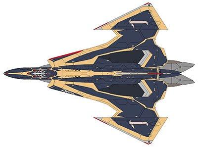 マクロスシリーズ マクロスデルタ Sv-262Hs ドラケンIII キース・エアロ・ウィンダミア機 1/72スケール プラモデル 28