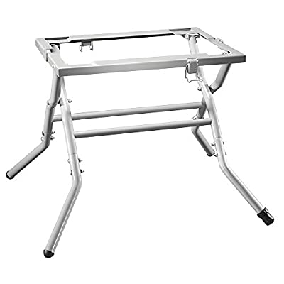 """SKILSAW SPTA70WT-ST Table Saw Stand with Tool-Less Latches for 10"""" Portable Jobsite Worm Drive"""
