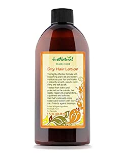 Dry Hair Lotion from Just Natural Products