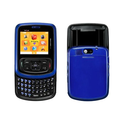 Verizon Pantech Replica Dummy/Toy Phone, Black/Blue - 1