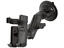 Ram Suction Mount Garmin GPSMAP 78 (Black)