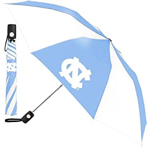 Buy NCAA McArthur North Carolina Tar Heels (UNC) 42'' Folding Umbrella by WinCraft