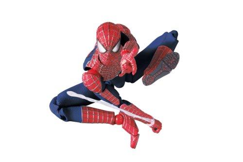 MAFEX(マフェックス) SPIDER-MAN (THE AMAZING SPIDER-MAN2)(ノンスケール ABS&ATBC-PVC塗装済みアクションフィギュア)