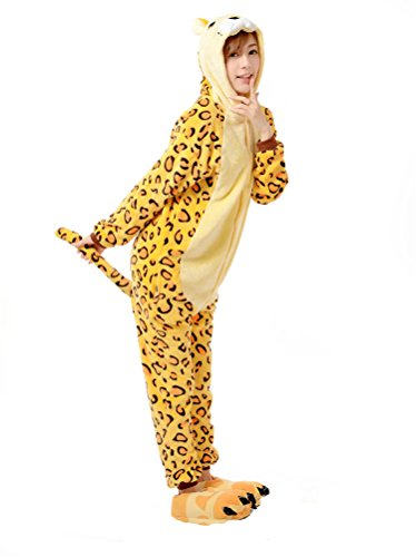 FashionFits Unisex Animal Costumes Onesies Party Adults Jumpsuit Pajamas Cosplay