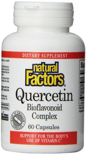 Vitamin c and quercetin