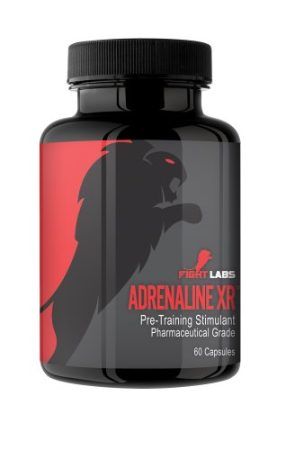 ADRENALINE XR by Fight Labs energy booster/fat burner for elite fighters