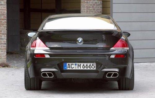 """BMW E63 ACシュニッツァー エアロパーツ""""リアカーボンディフューザー""""6シリーズ M6 AC SHNITZER エーシーシュニッツァー ACS bmw ビーエムダブリュー 品番511263510"""