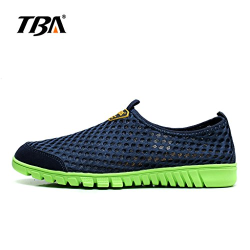ECF TBA Men's Mesh upper Shoes Peas shoes Breathable and comfortable shoes
