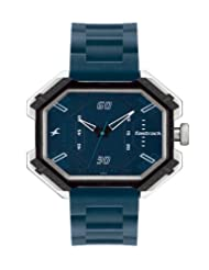 Fastrack Analogue Blue Dial Men Watch - (3100SP03)