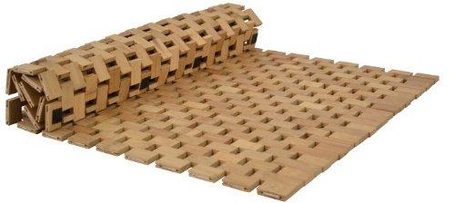Bambus Badezimmermatte