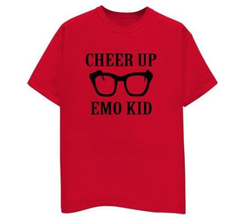 Cheer Up Emo Kid - Buy Cheer Up Emo Kid - Purchase Cheer Up Emo Kid (Direct Source, Direct Source Shirts, Direct Source Womens Shirts, Apparel, Departments, Women, Shirts, T-Shirts)