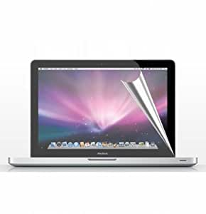 "Clear Screen Protector for Apple Macbook Pro, Retina & Air - 13"" & 15"" (13"" Clear Protector - Macbook Pro)"