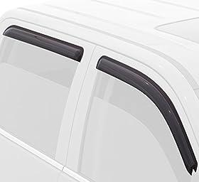 Auto Ventshade 94251 Original Ventvisor Window Deflector, 4 Piece