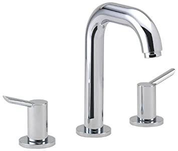 Hansgrohe 31730001 Focus S Widespread Faucet, Chrome