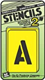 Hy ko Products 2in Numberletter Stencil Kit