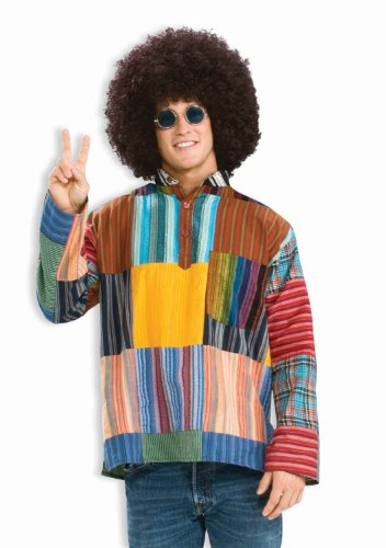Forum Novelties Men's Patchwork Costume Shirt