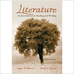 literature an introduction to reading and writing 10th edition Alert: before you purchase, check with your instructor or review your course  syllabus to ensure that you select the correct isbn several.