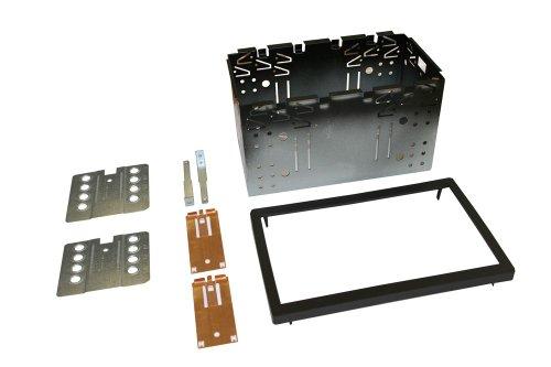 Adaptateur autoradio 2 DIN + cage pour Ford Mondeo