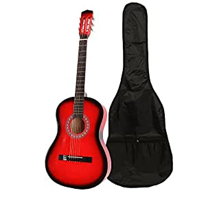 yr seasons 38 student beginner adults acoustic guitar starter package guitar. Black Bedroom Furniture Sets. Home Design Ideas