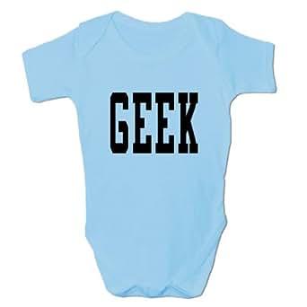 Amazon Babies Geek Baby Grow Clothing