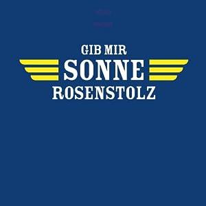 Rosenstolz - Gib Mir Sonne [Vinyl] - Amazon.com Music