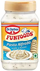 Funfoods Pasta Alferdo with Cheese, 275g