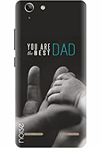 Lenovo Vibe K5 Designer Printed Covers & Protective Hard Back Case / Cover for Lenovo Vibe K5 / Quotes/Messages / Best Dad Design- By Noise (TP-99)
