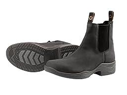 Dublin Venturer Boots II Black Ladies 6.5