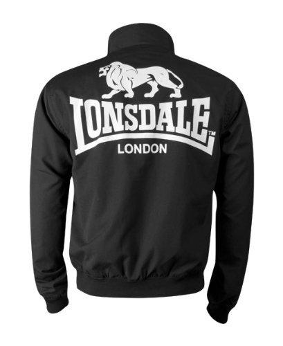 Lonsdale -  Giacca - Uomo Nero  nero