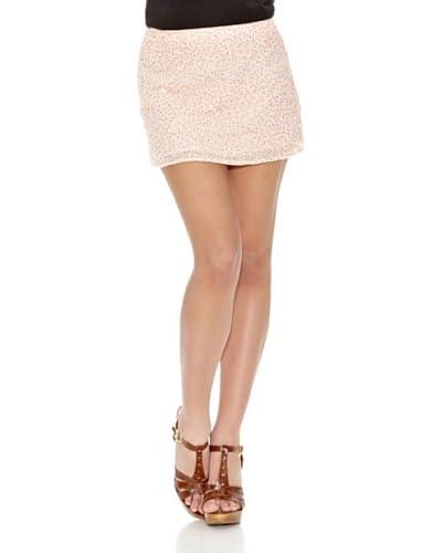 Springfield Falda Sequin Skirt