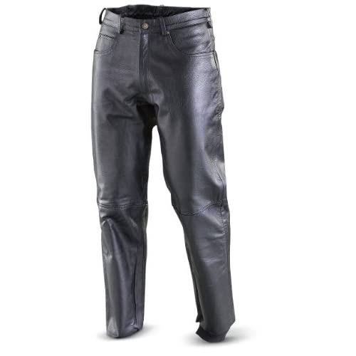 Black Guide Gear Leather Pants size 36 Everything Else