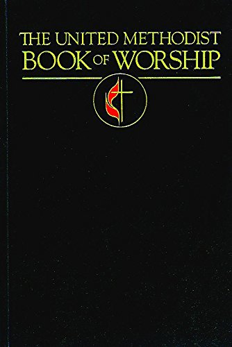 The United Methodist Book of Worship: Regular Edition Black (United Methodist compare prices)