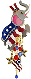 Lunch at The Ritz 2GO USA GOP Pin