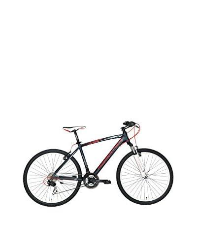 CICLI ADRIATICA Bicicletta Rck - Mtb 18V. Nero