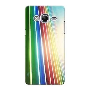 Inkif Printed Designer Case Mobile Back Cover For Samsung Z3