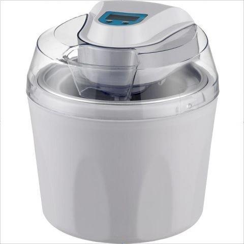 4in1 Eismaschine, Frozen Jogurt-Milchshake Maschine Flaschenkühler Gino Gelati ICD-30W