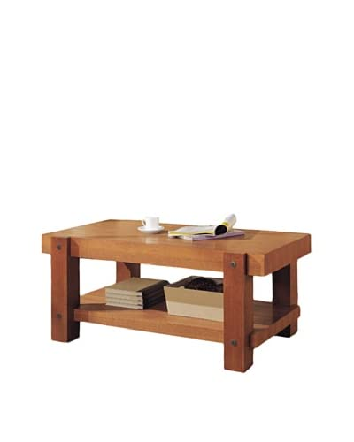 Neu Home Robust Coffee Table, Brown