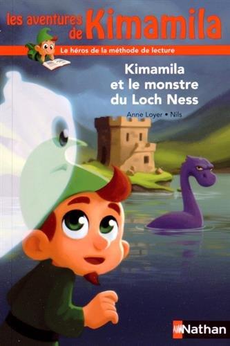Les aventures de Kimamila (10) : Kimamila et le monstre du Loch Ness