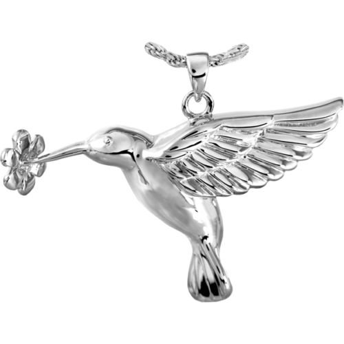Hummingbird Premium Stainless Steel Pendant Necklace