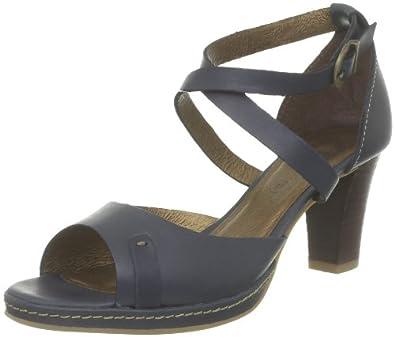 Kickers Sahel, Sandales femme Bleu, 40 EU: Chaussures et