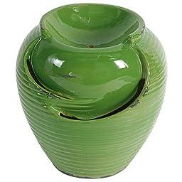 Ceramic Pot Shape Fountain 12\
