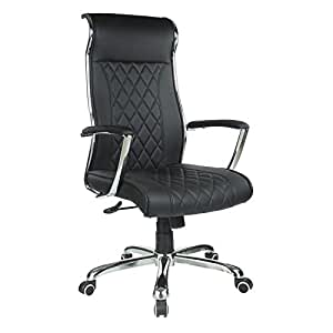 Crossford Executive Lumbar-Support Office Chair