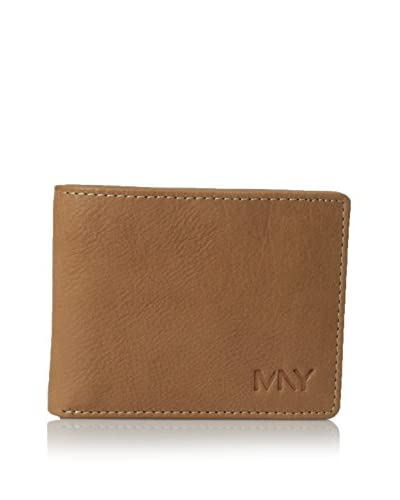 Marc New York Men's Two-Tone Washed Slimfold Wallet